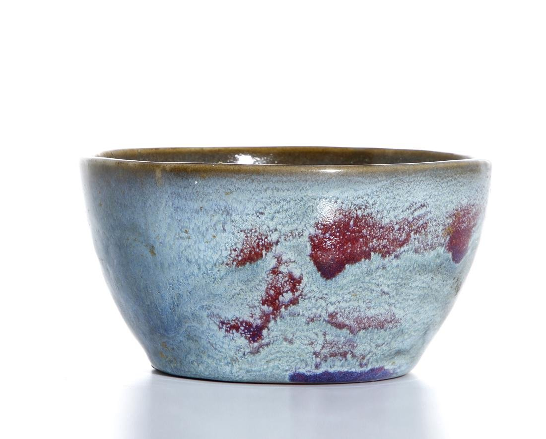 Chinese Jun Type Bowl - 4