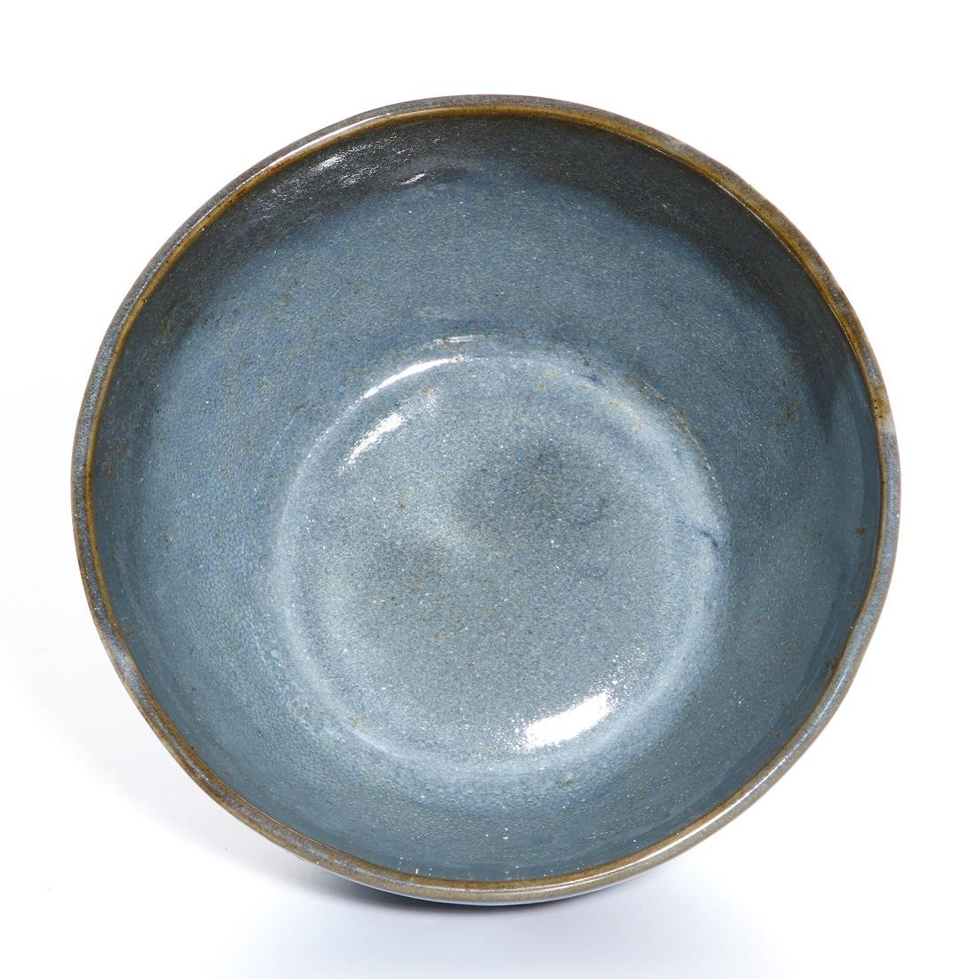 Chinese Jun Type Bowl - 6