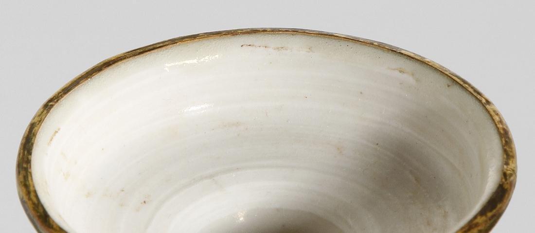 Chinese Ding Ware Carved Baluster Vase - 10