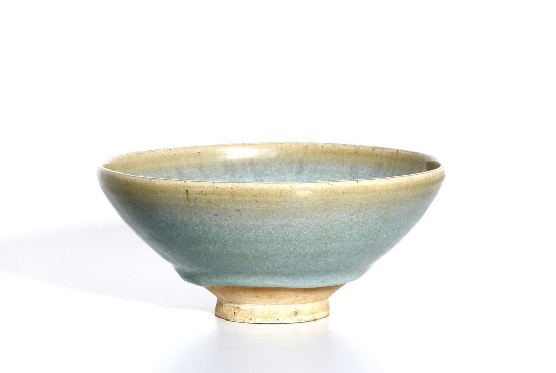 Large Chinese 'Jun' Type Bowl