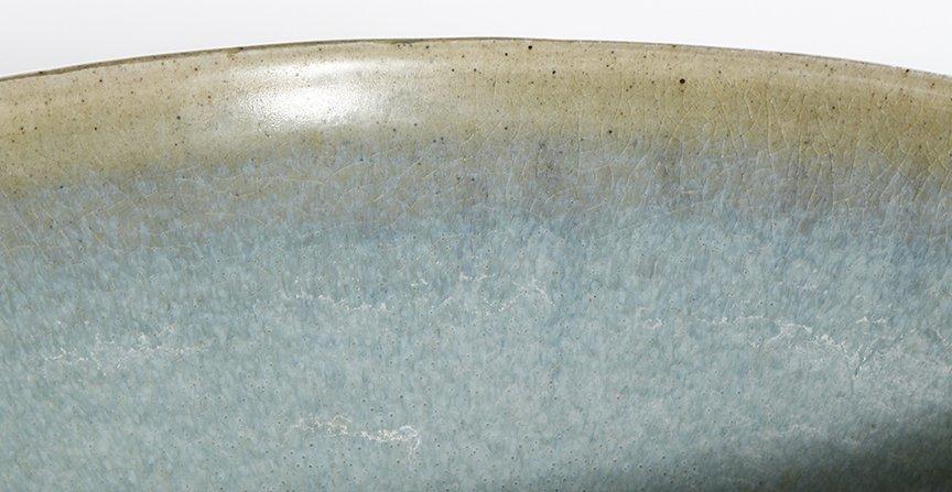 Large Chinese 'Jun' Type Bowl - 8
