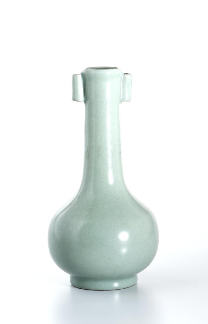 Chinese Ru Type Bottle Vase