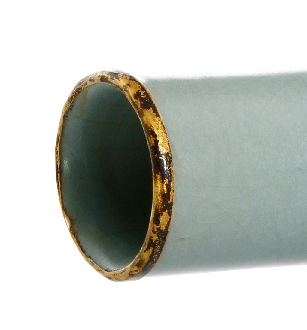 Chinese Guan Type Mallet Vase - 8