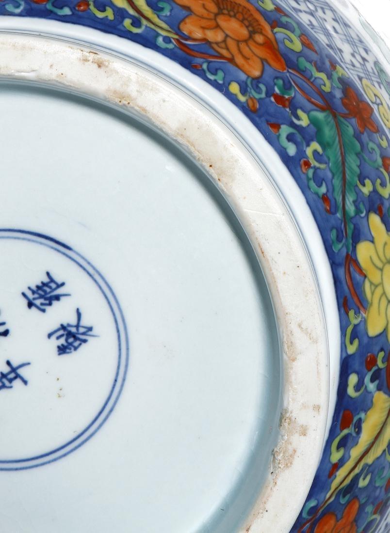 Chinese Doucai Jardiniere - 7