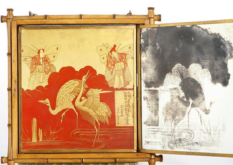 Japanese Mirror Set - 4