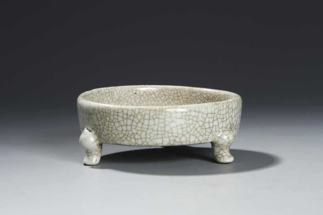 Chinese Guan Type Tripod Washer