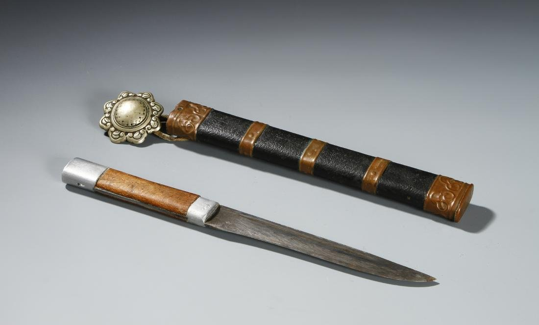 Mongolian Blade