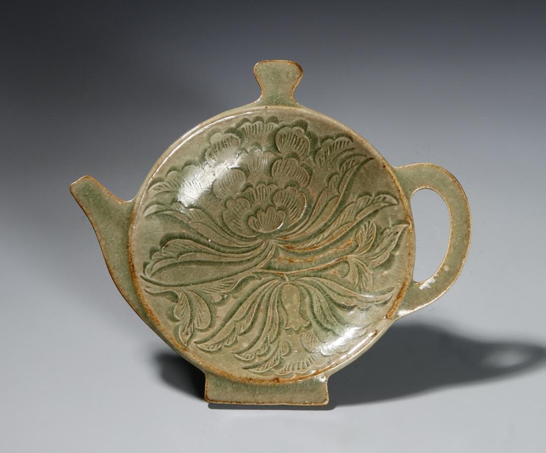 Chinese Yaozhou Type Dish