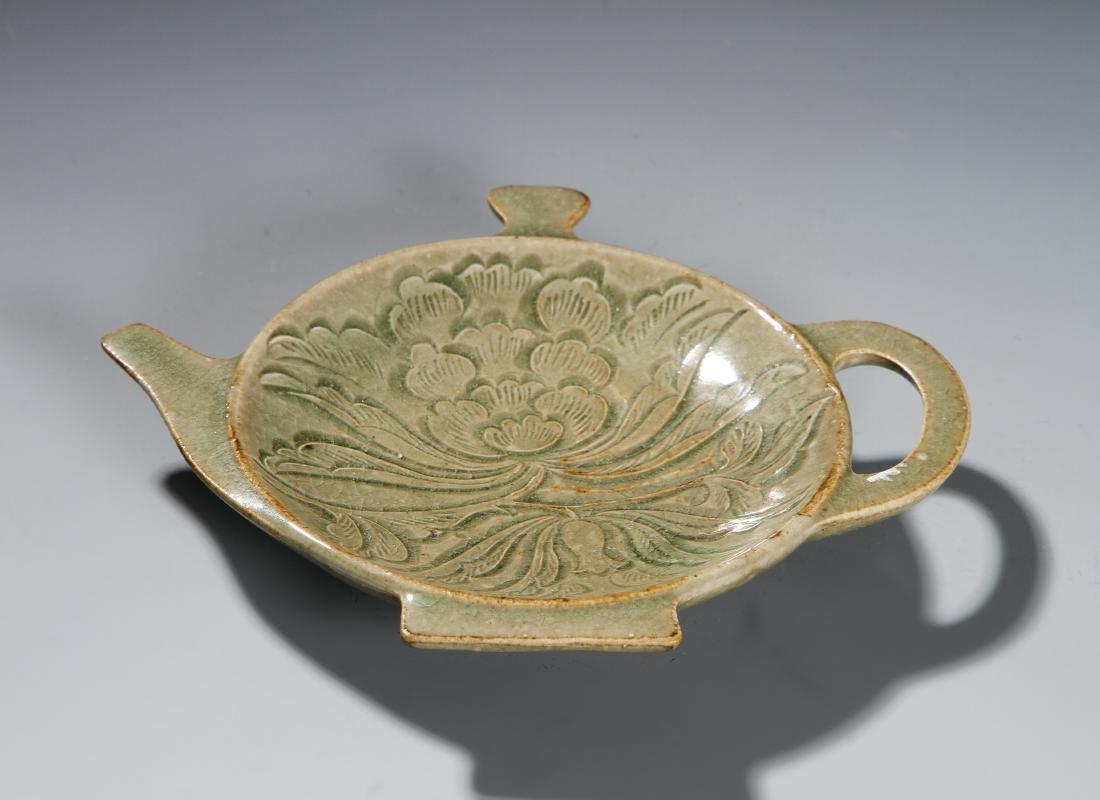 Chinese Yaozhou Type Dish - 6