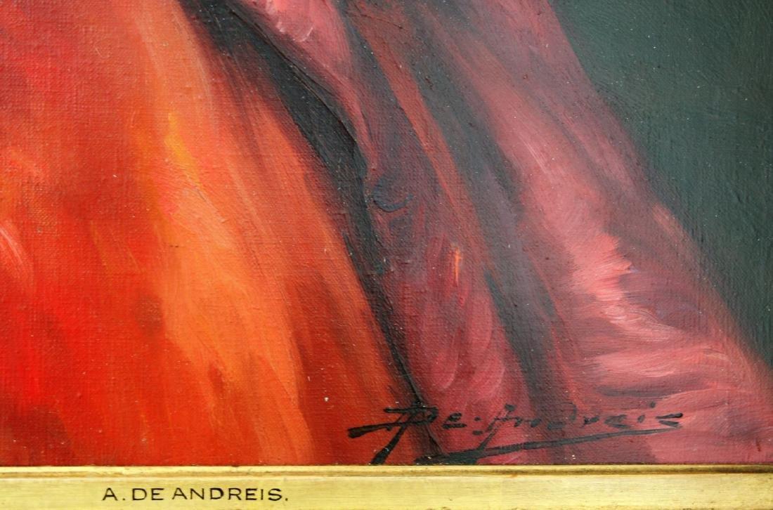 Painting by Alex de Andreis' - 3