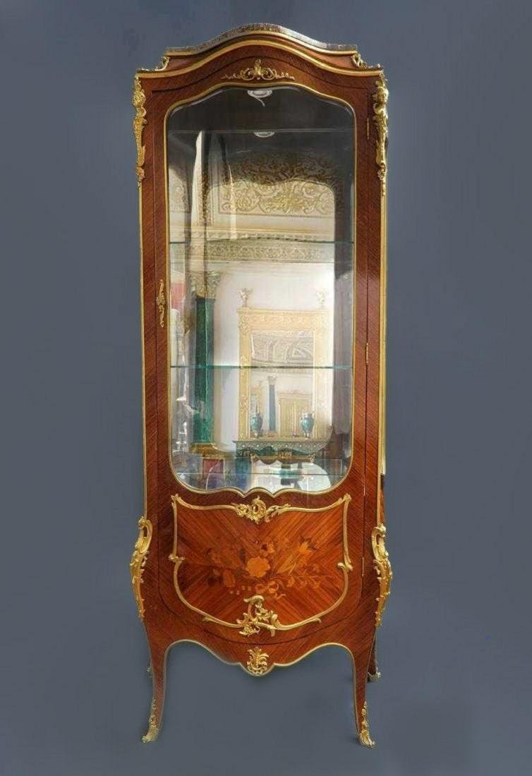 F. Linke Curio Cabinet - 2