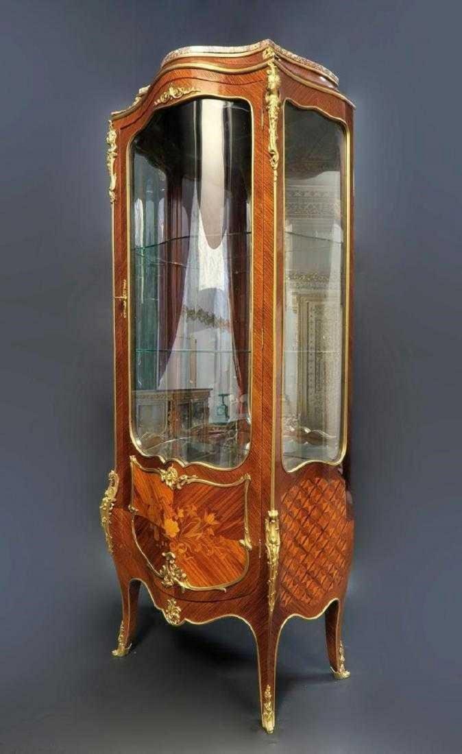 F. Linke Curio Cabinet - 3