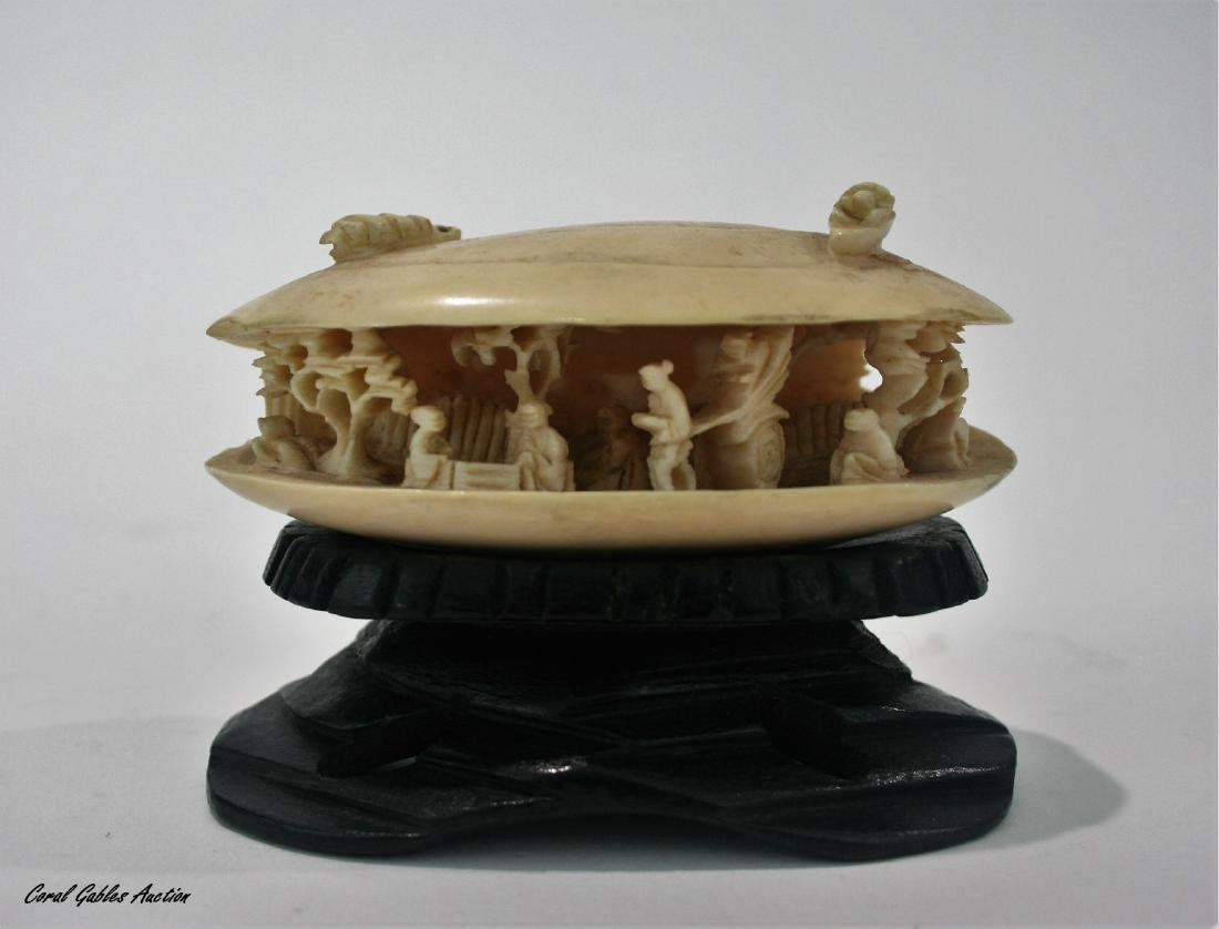 Chinese antique sculpture