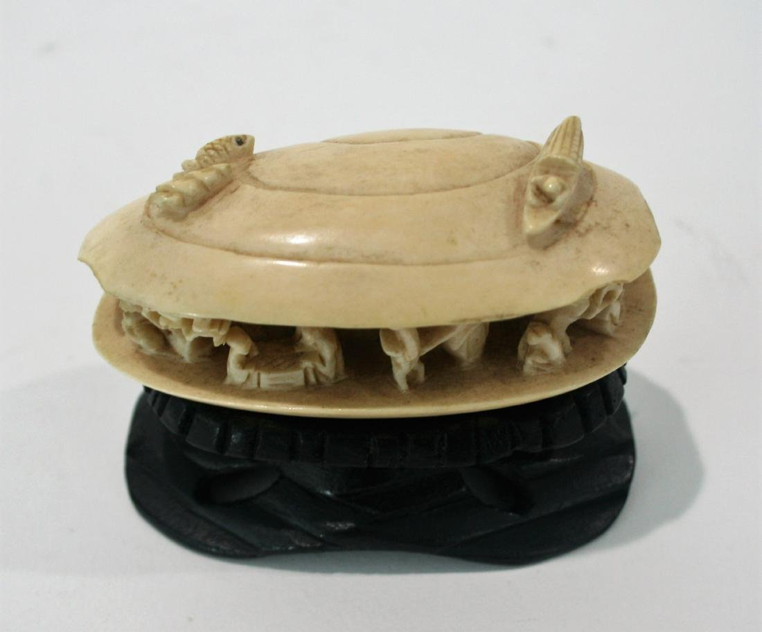 Chinese antique sculpture - 2