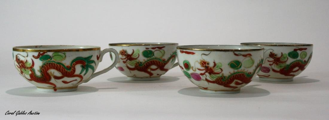 Set of  Chinese cups