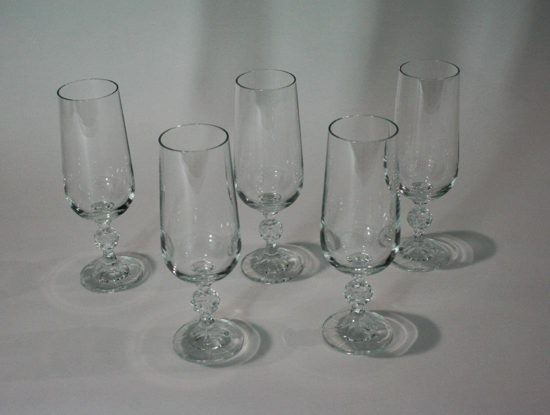 Crystal glasses - 2