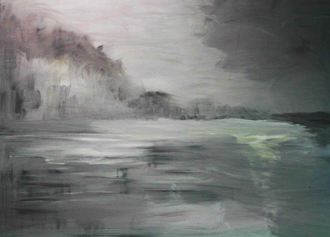 20 century. Oil painting on canvas. - 4