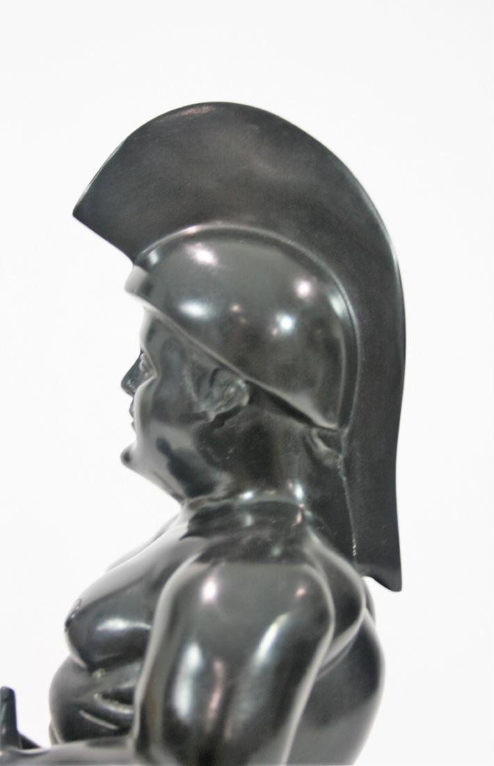 Bronze sculpture, signed Botero. - 7