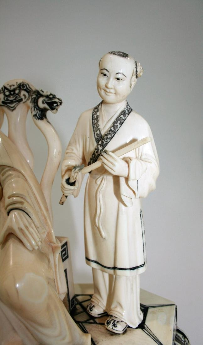 Japanese sculpture of the 19th century - 3