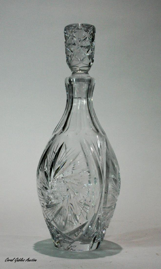 Glass bottle of the 20th century