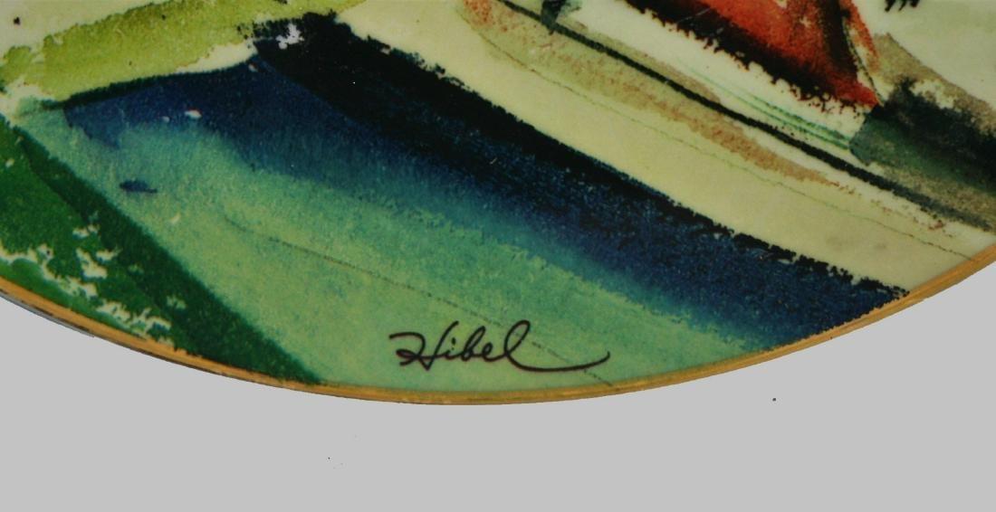 Porcelain plate - 2