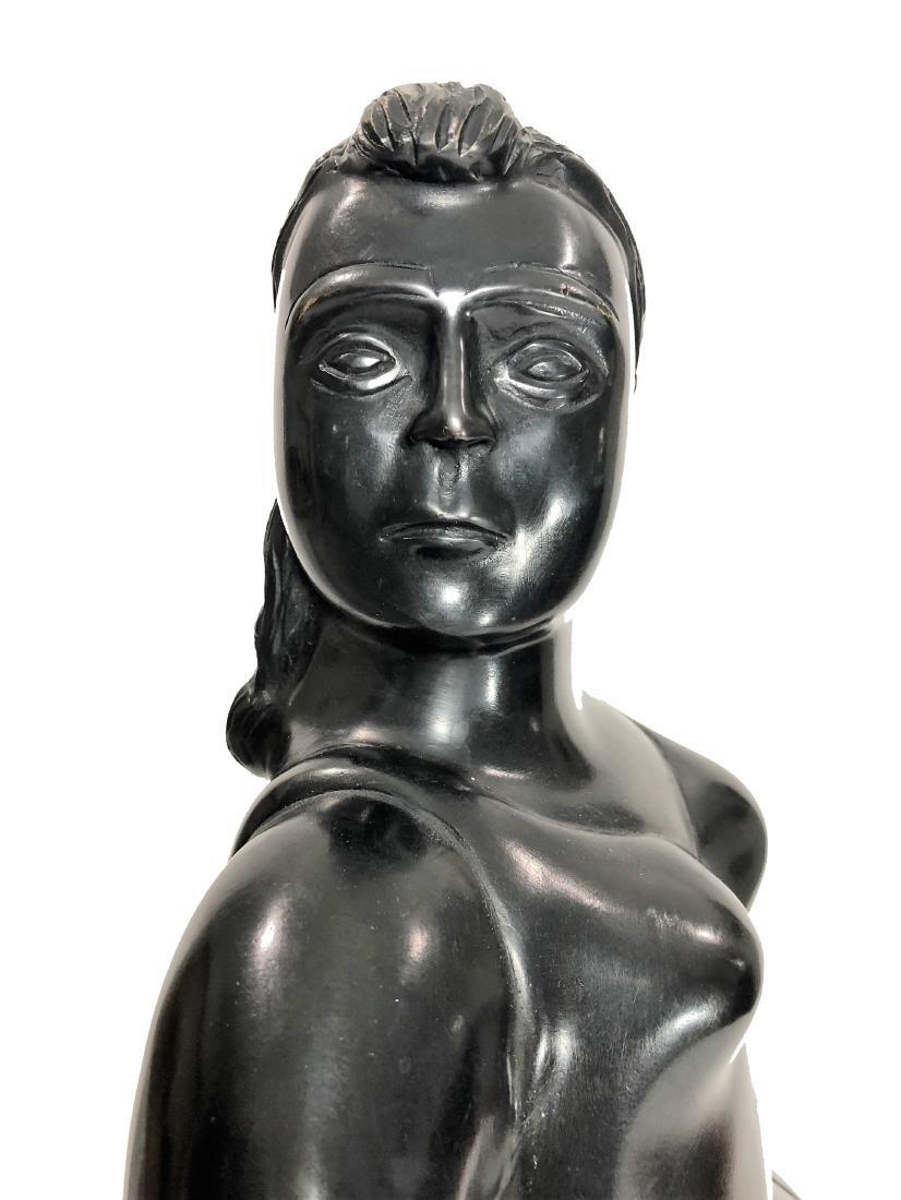 Bronze sculpture, signed Botero - 4