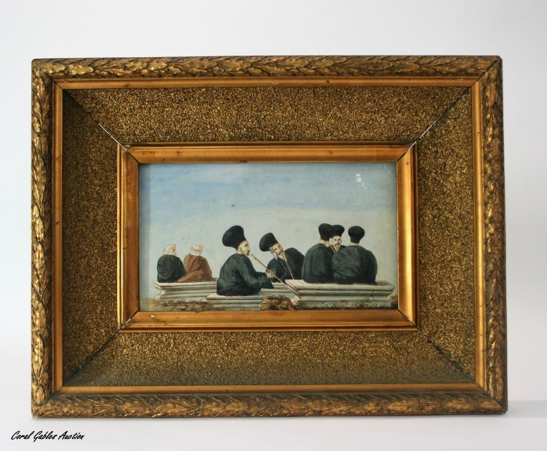 Watercolor 19th century