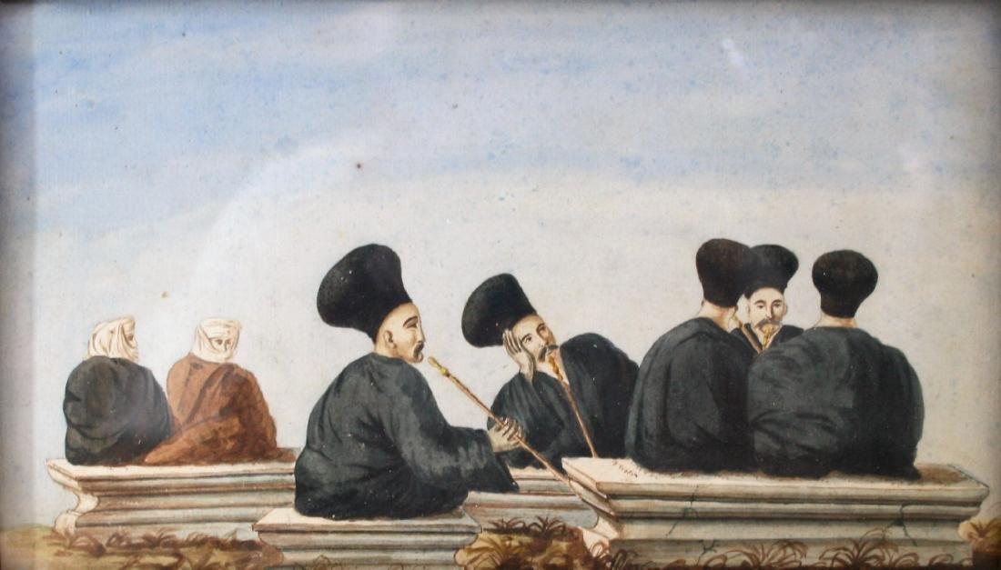 Watercolor 19th century - 2