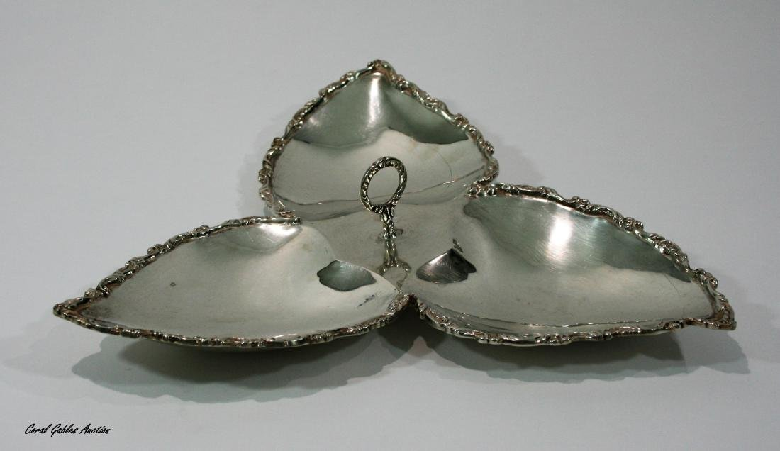 Sterling silver 1900-1940 Antique Mexican Silver.
