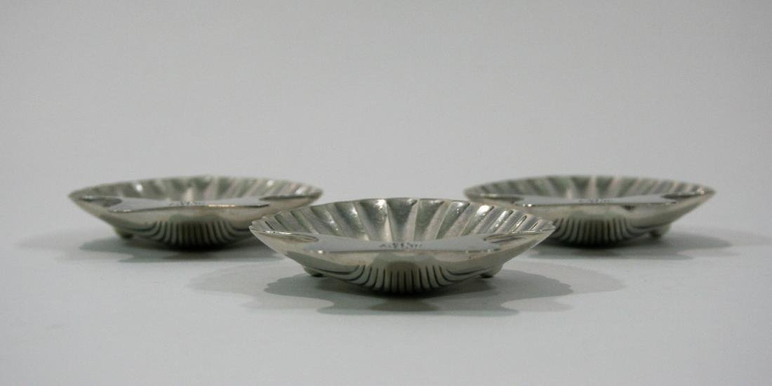 Tiffany & Co Sterling Silver Dish Set - 2
