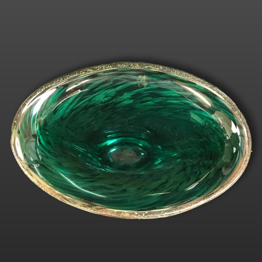 Mid century Murano Art Glass Vase. - 3