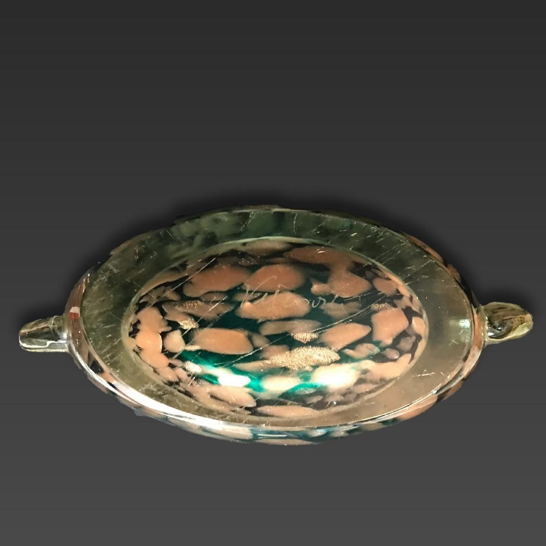 Mid century Murano Art Glass Vase. - 4