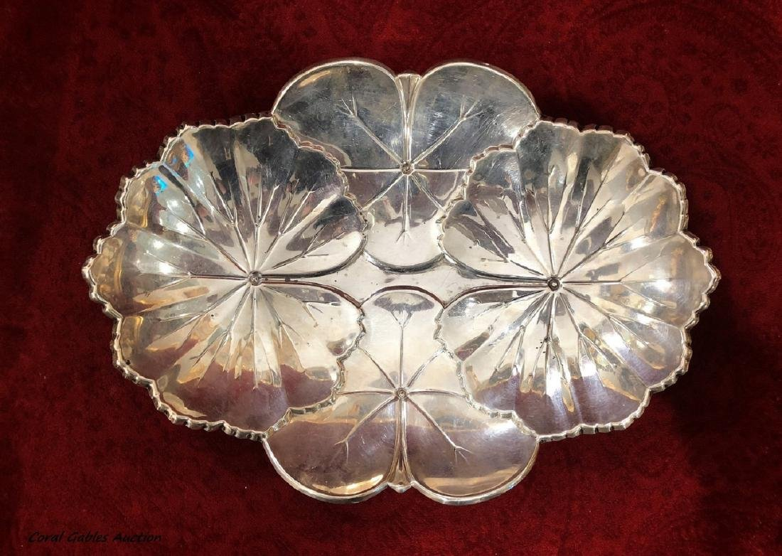 1950 Sterling Silver  Tray