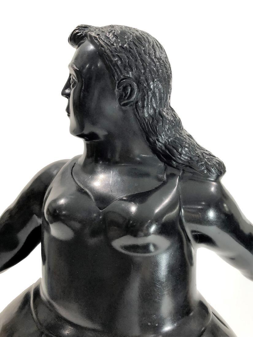 Bronze sculpture, signed Botero - 3