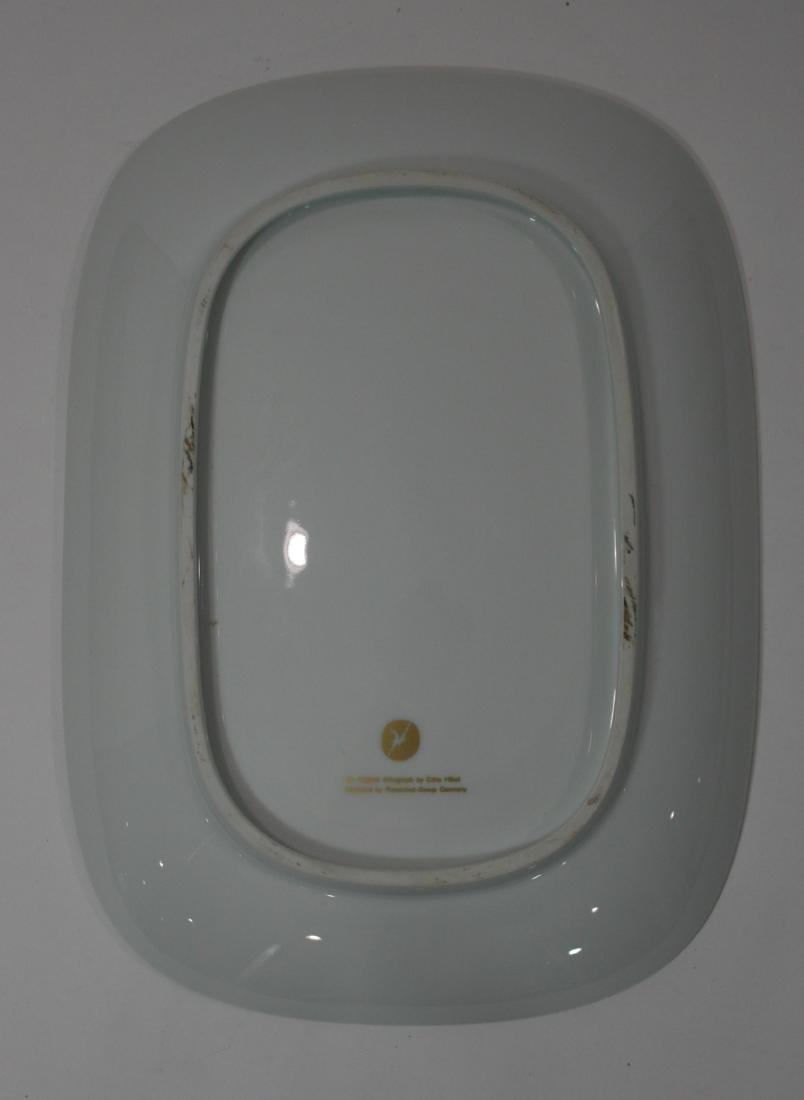 Porcelain tray - 2