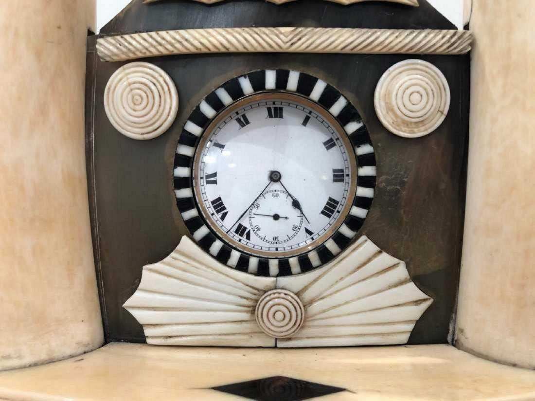 Rare piece of antique clock - 2