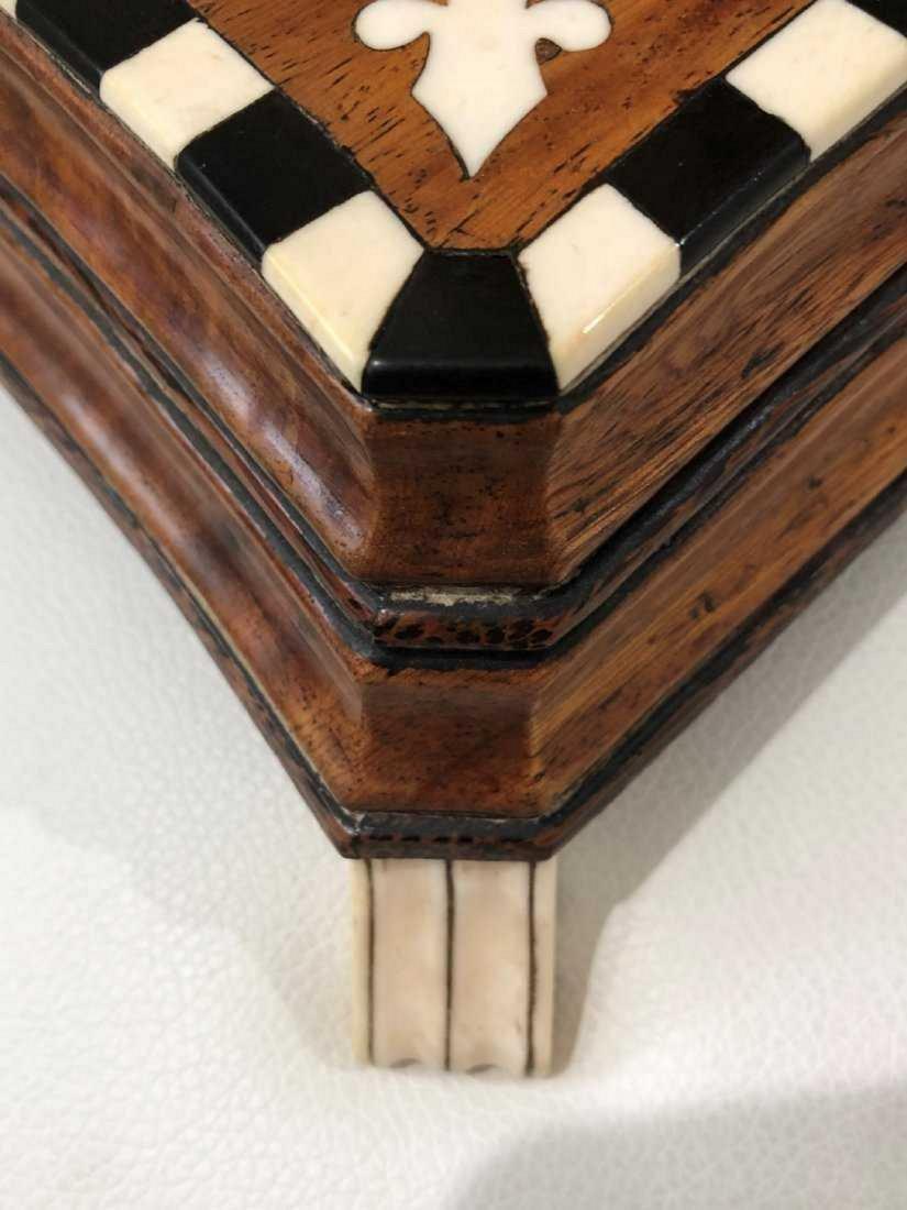 Rare piece of antique clock - 3