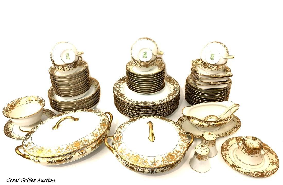 Set 60 Vintage Noritake Glenmore China Set