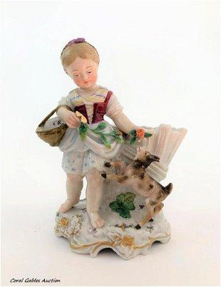 Vintage Porcelain Ballerina Figurines
