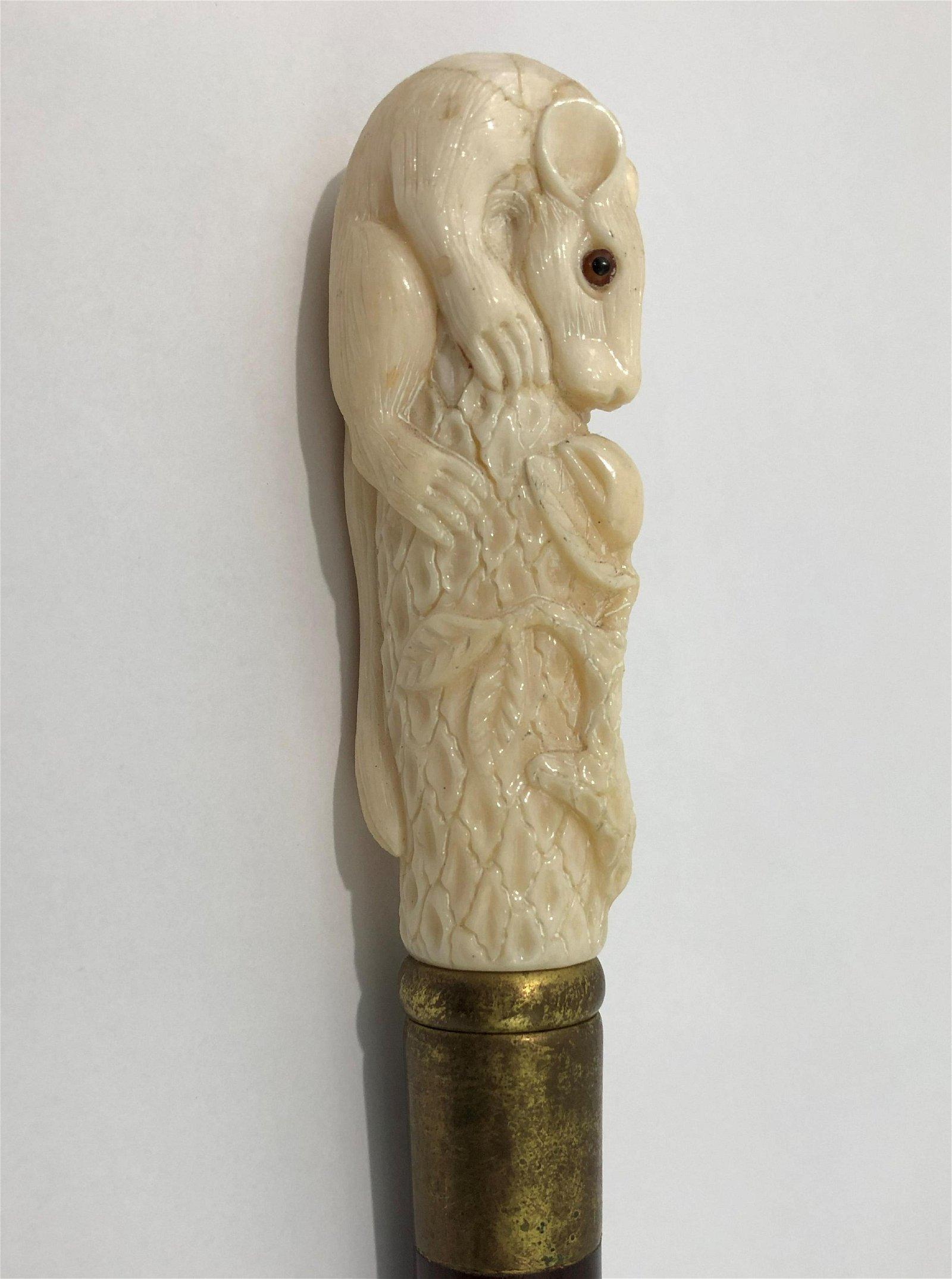 19th Century Walking Stick