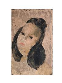 Marie Laurencin  (1883 - 1956). French