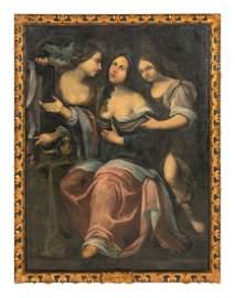 Attributed to Pier Francesco (Il Ticinese) Mola