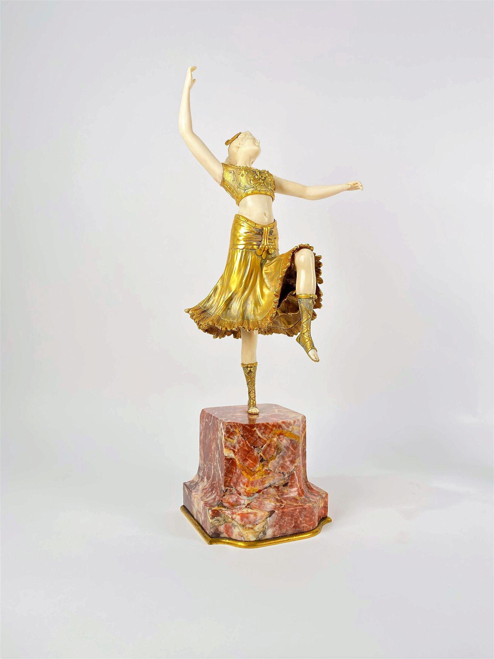 Henri Fugere (1872 - 1944) French Sculptor
