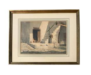 Andrew Newell Wyeth (1917 - 2009) American