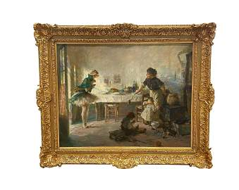 Francois Thevenot (1856 - 1943) France