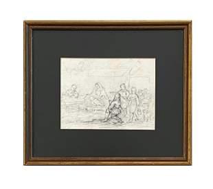 Jean-Baptiste Pillement (1728 - 1808) France