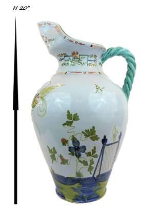 Italian Pottery Majolica