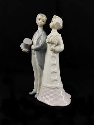 Lladro Spain Porcelain Figure Circa 1971 - 1974