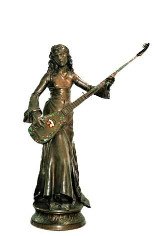 Bronze Sculpture Maximilien Victor 1858