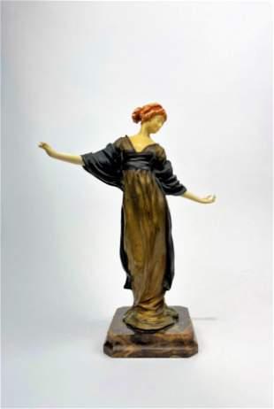 Paul Philippe (1870 - 1930). Sculpture